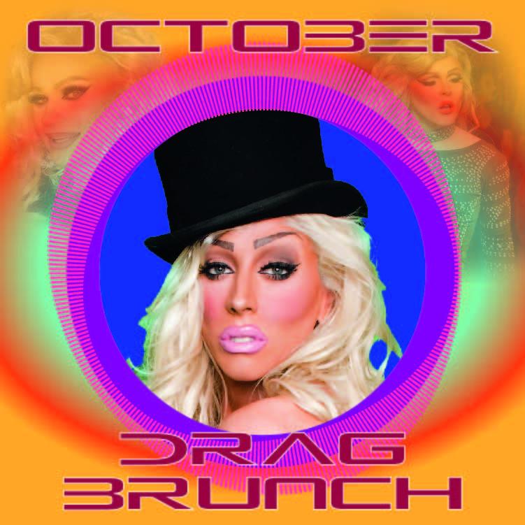 Drag Brunch October
